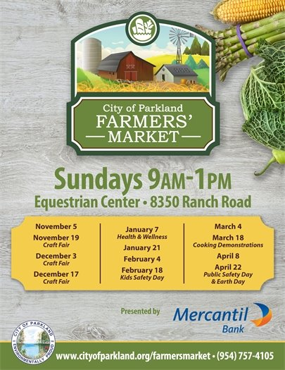 The Parkland Farmers' Market