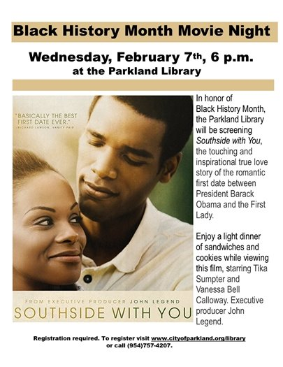Black History Movie Night
